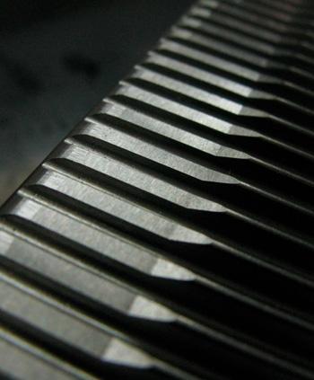 Spline Rack