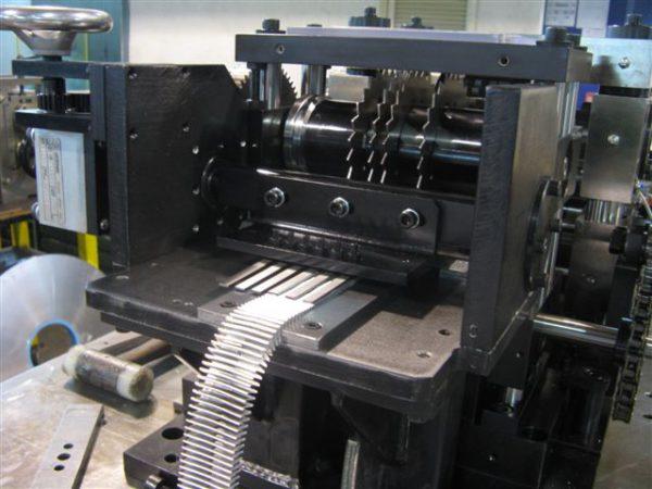 Refurbishing Fin Mill