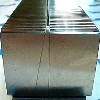 Rack with Conical Blade